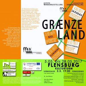 Flyer vorn Flensburg